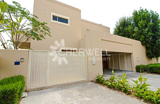 Spacious 4 BR Villa with Swimming Pool
