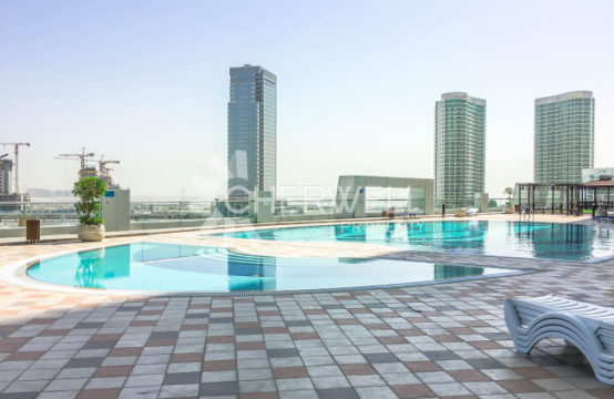 Vacant Soon Studio Apartment Sea View!!