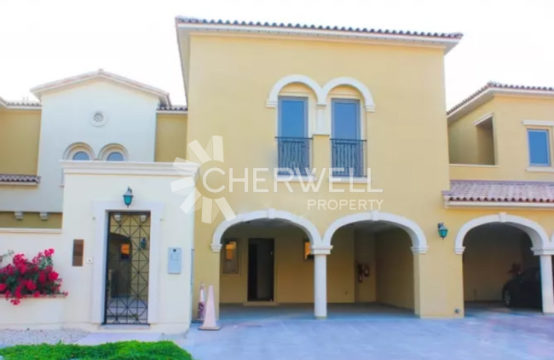 Amazing Offer 4 BR Townhouse in Saadiyat