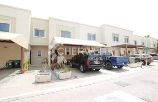 Amazing Offer Ready to move-in 3 BR Villa