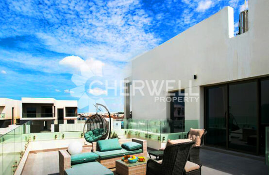 Type Y   Ready to Move   Luxurious Villa In Yas Island