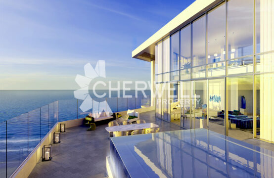 Partial Sea View | Brand New Luxurious Apartment