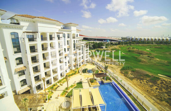 Hot Deal | Golf View | 3 Payments | Vacant | UnFurnished