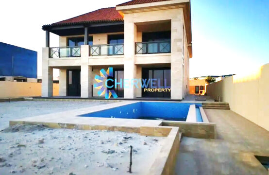 Sea View | Exquisite Luxurious villa | Type C