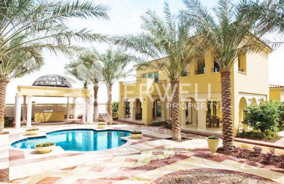 UpGraded And Well Maintained Townhouse In Saadiyat